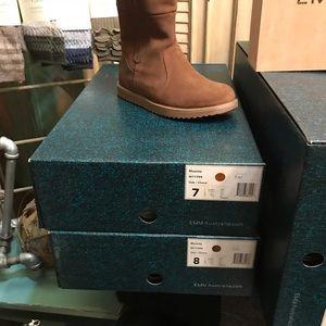efd246d4eba 🇦🇺Emu Australia Moonta Brown Boot, water proof Boutique